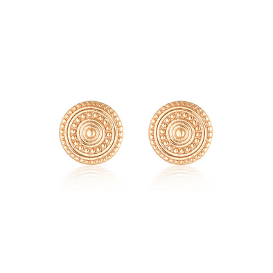 Florence Earrings Rose Gold
