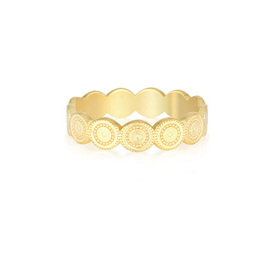 Florence Ring Gold