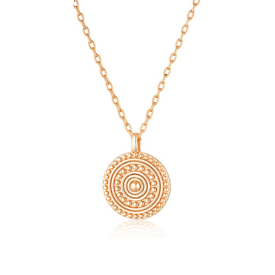 Florence Necklace Rose Gold