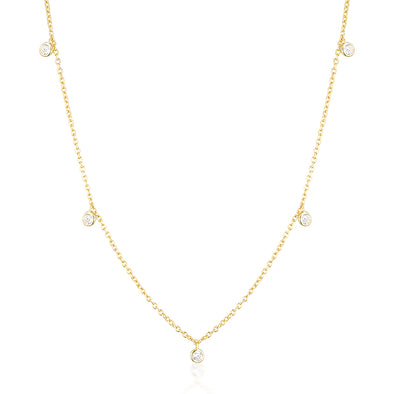 Niki Necklace Gold