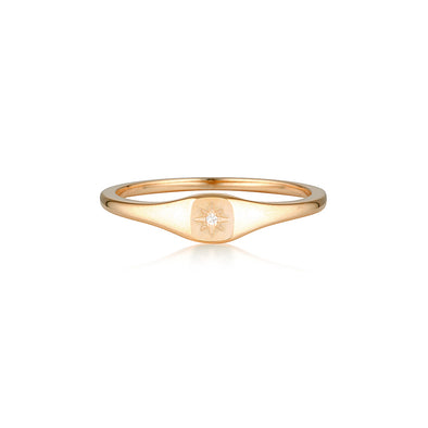 Sabrina Ring Rose Gold