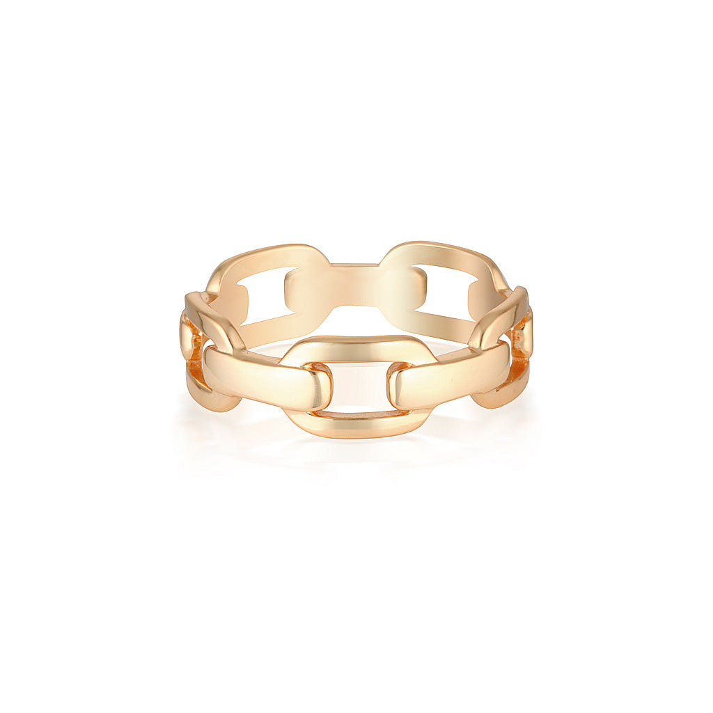 Hunter Ring Rose Gold