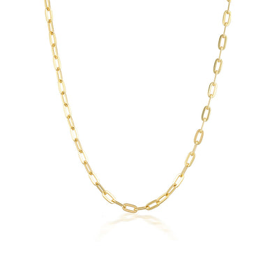 Hunter Necklace Gold