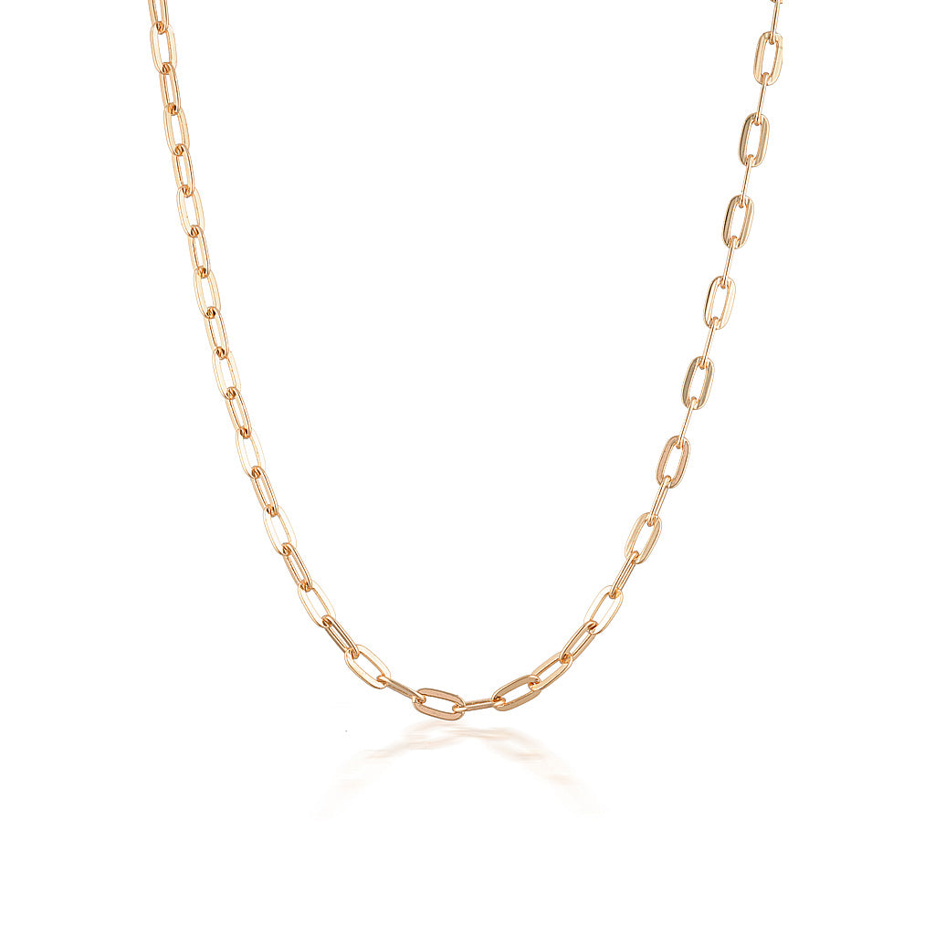 Hunter Necklace Rose Gold