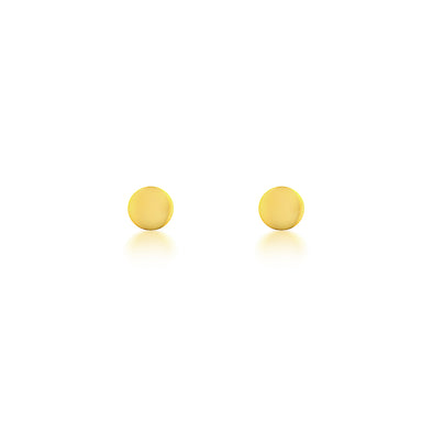 Dani Earrings Gold