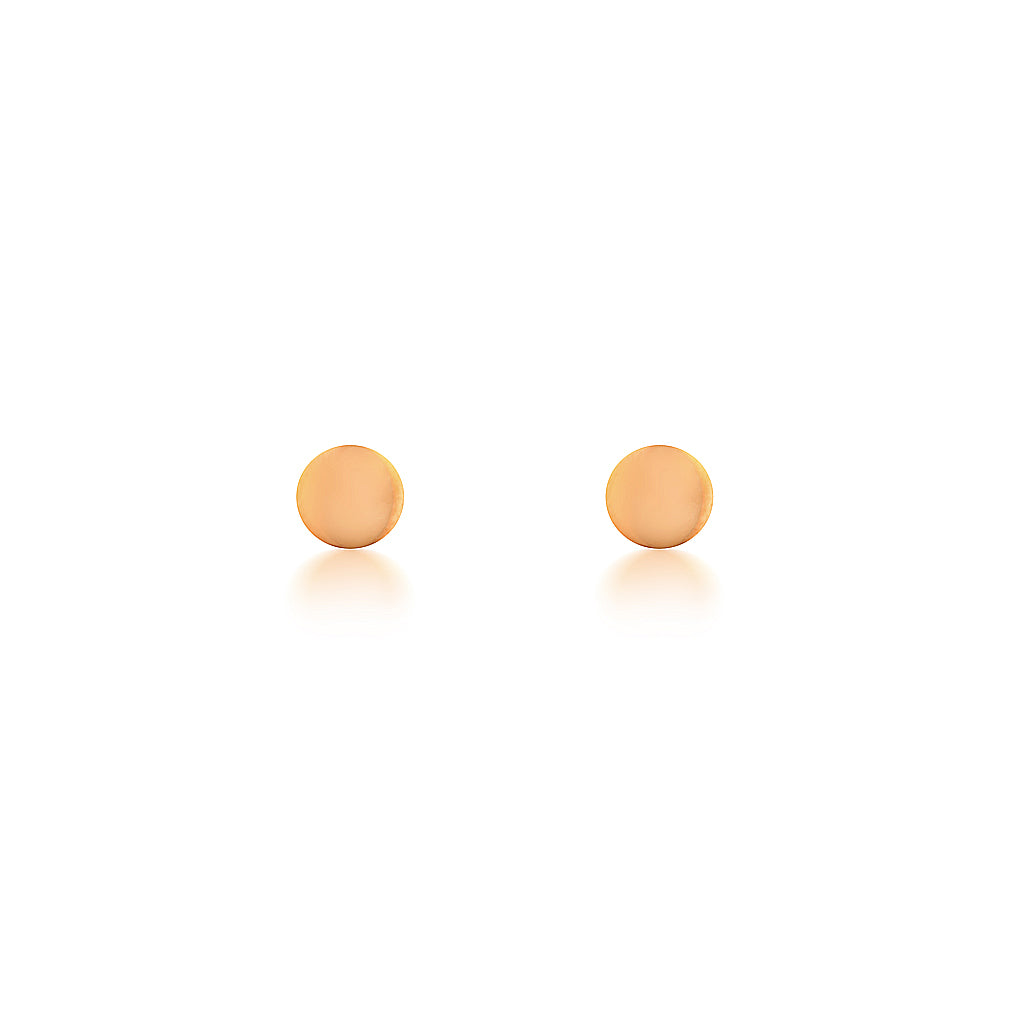 Dani Earrings Rose Gold