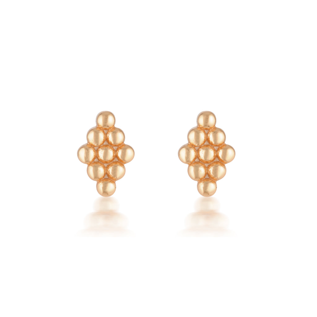 Bindi Earrings Rose Gold