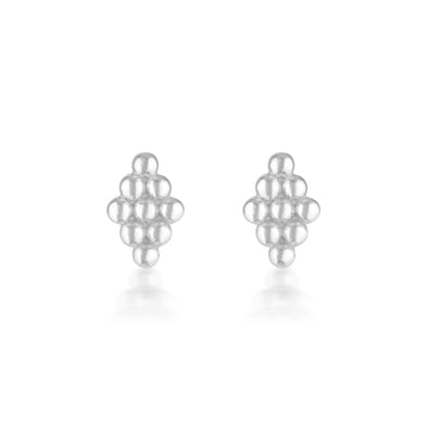 Bindi Earrings Silver