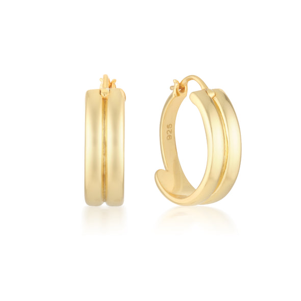 Perri Hoops Gold