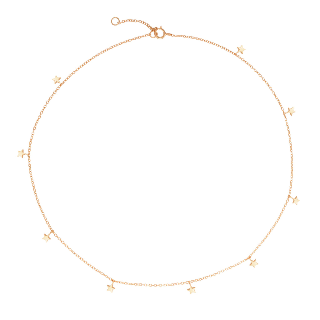 Ariel Choker Rose Gold