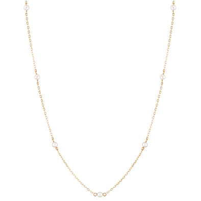 Hayden Choker Rose Gold