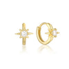 Skye Earrings Gold