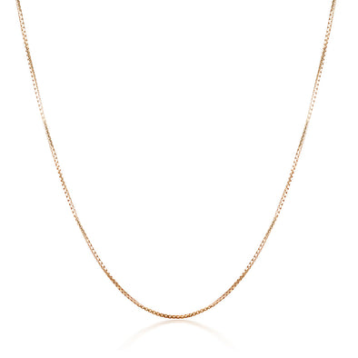 Bernadette Chain Rose Gold
