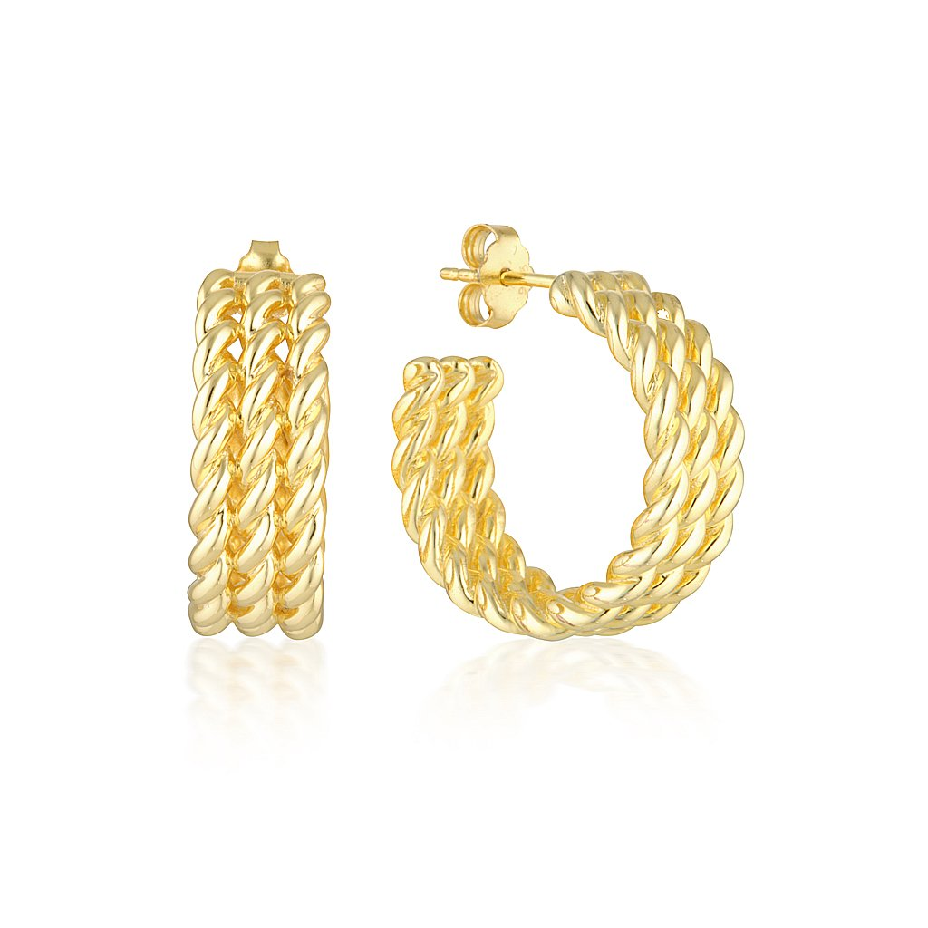 Liese Hoops Gold