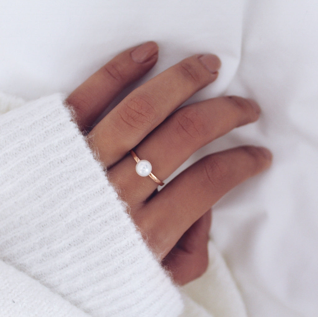 Sofia Ring Rose Gold