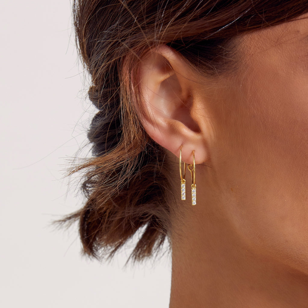 Tori Earrings Gold