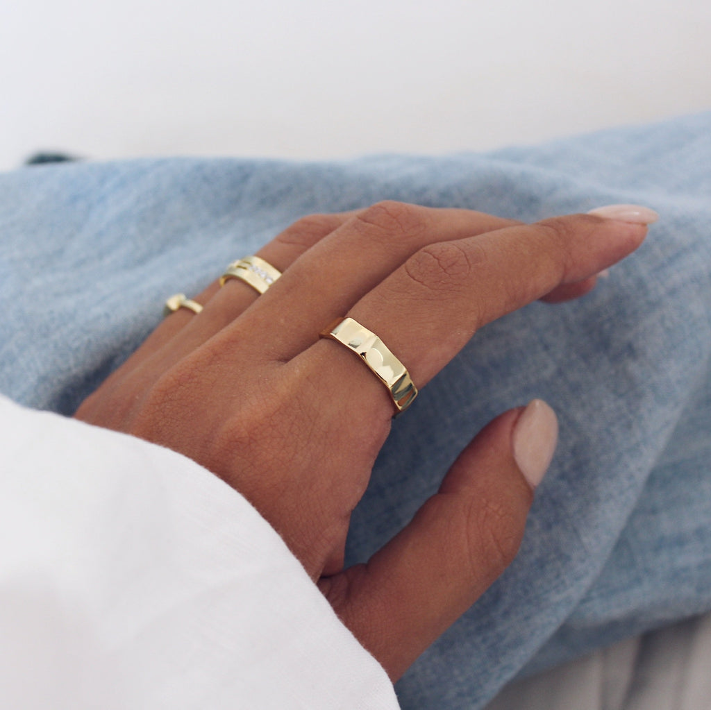 Zara Ring Gold