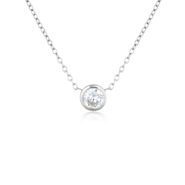 Myla Necklace Silver