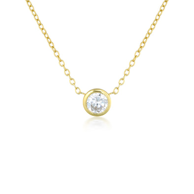 Myla Necklace Gold
