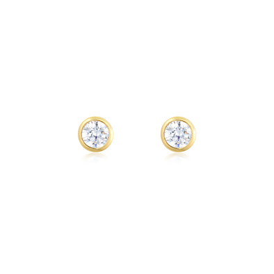 Myla Earrings Gold