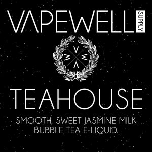 Teahouse by Vapewell Supply