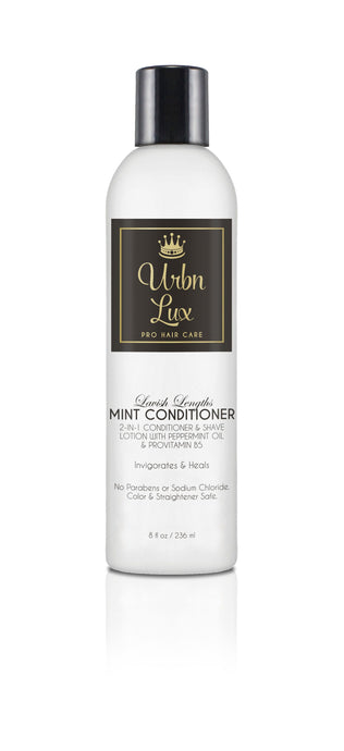 Mint 2 in 1 Cleansing Conditioner and Shaving Cream