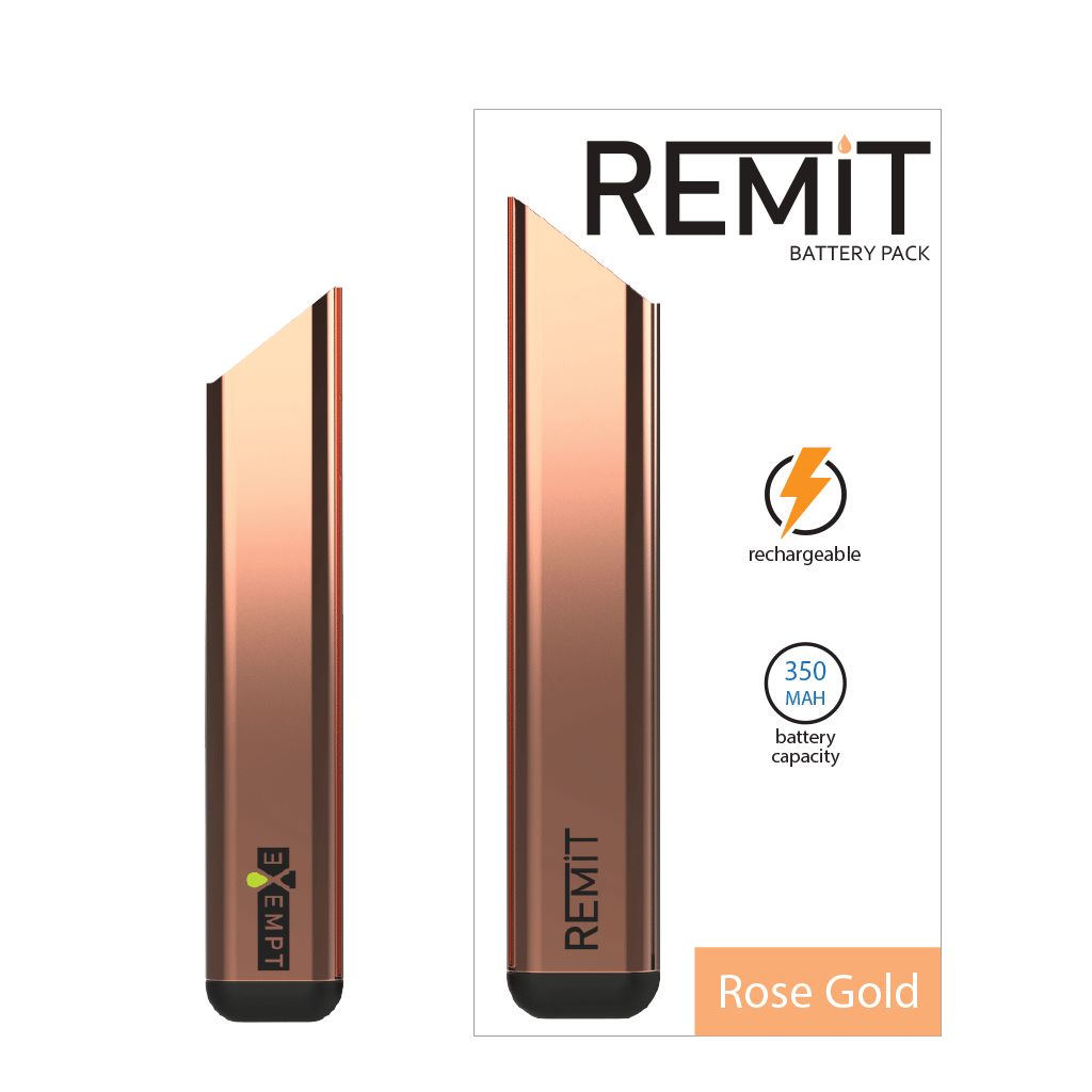 Remit Pod Battery Pack (Rose Gold)