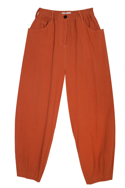 Fat Boys Crepe Burnt Orange