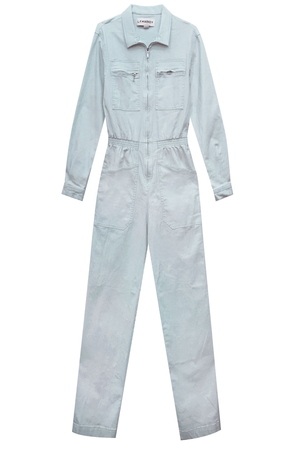 Danny Longsleeve Boilersuit Sky