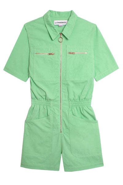 Danny Playsuit Mint