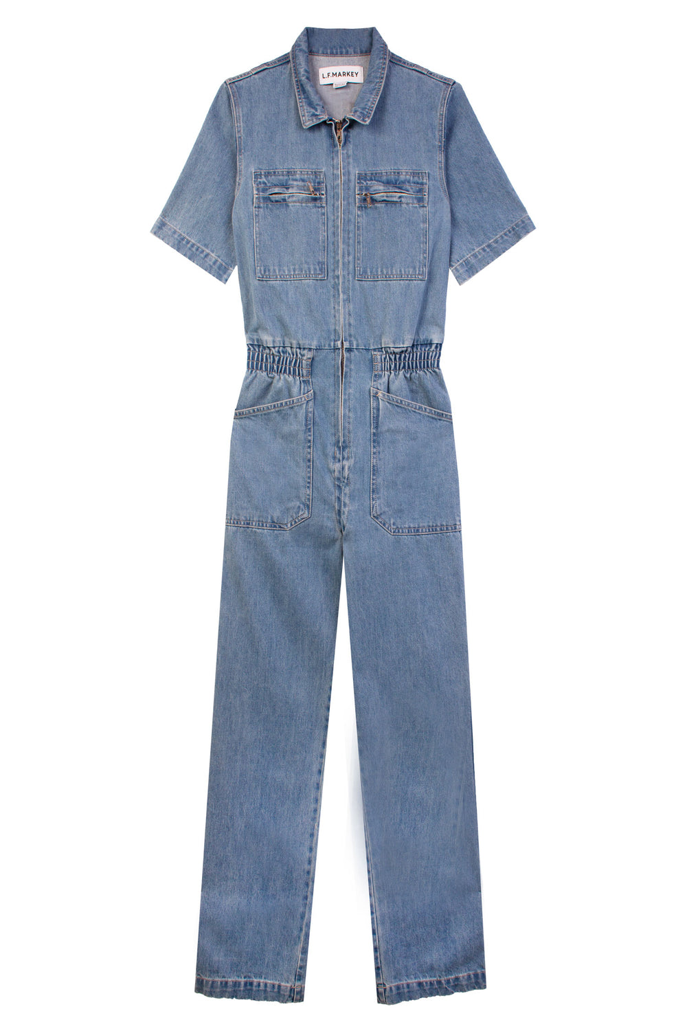 Danny Boilersuit Mid Blue