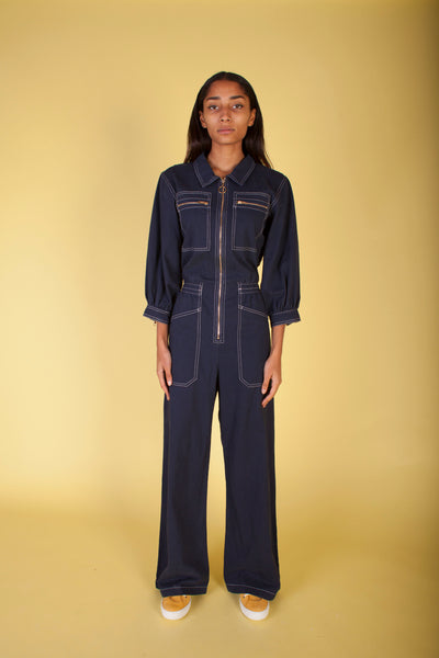 Dante Boilersuit Navy