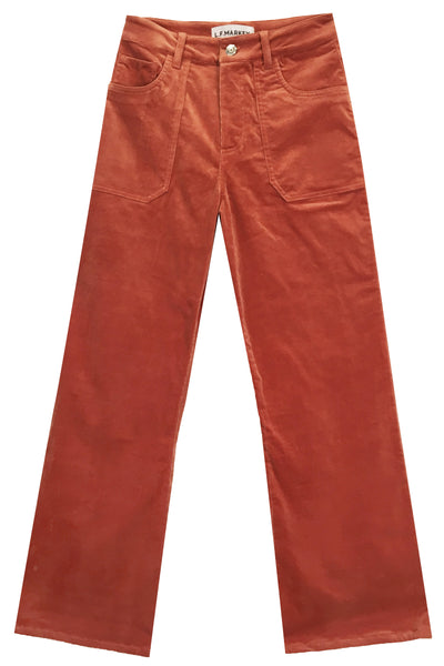Didion Trouser Copper Blush