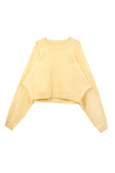 Verne Knit Lemon