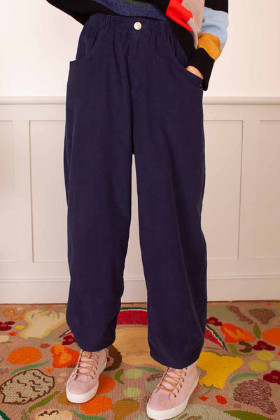 Fergus Trouser Navy