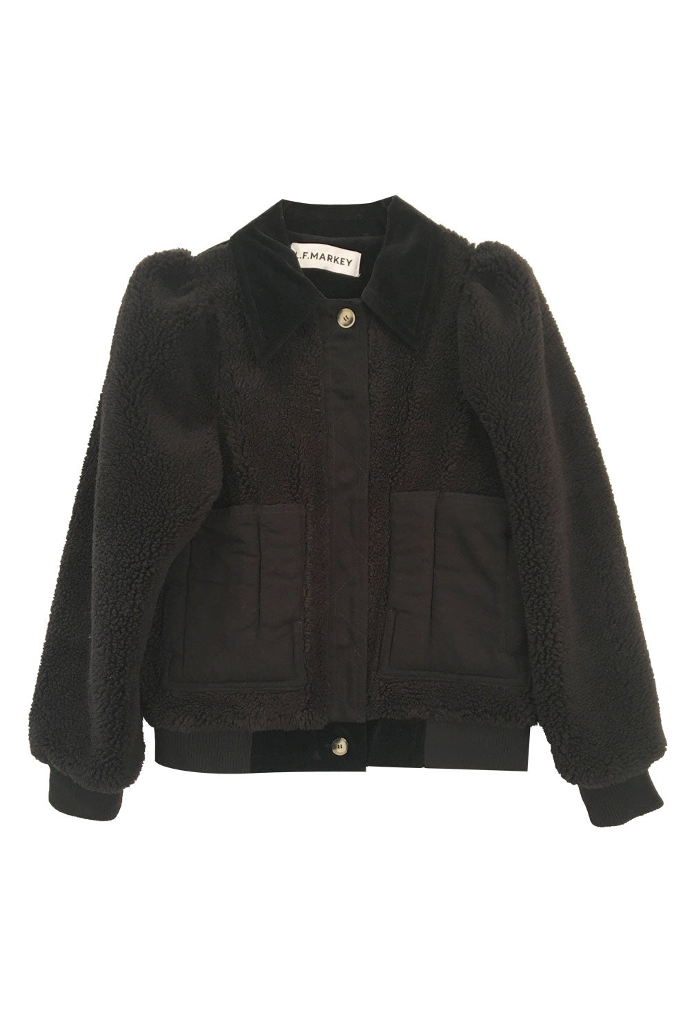 Lawrence Coat Black