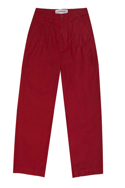 Classic Slacks Red