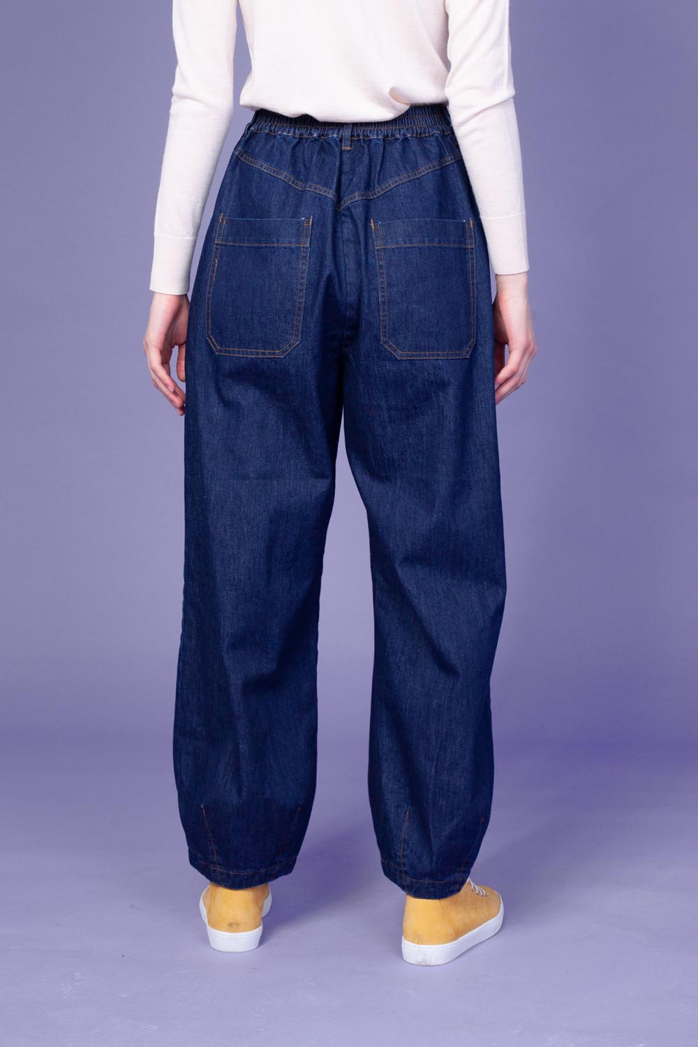 Fat Boys Jeans Indigo