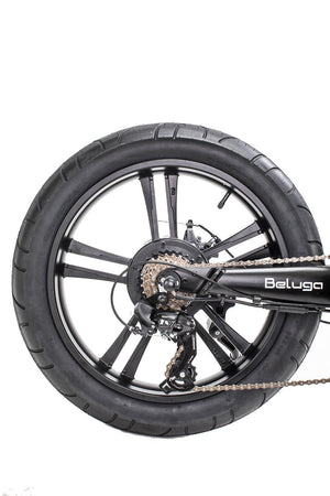 "Beluga  20"" Alloy wheel"