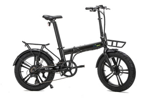 "fat tire electric bike---Belguar  20"" Alloy wheel"
