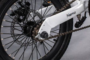 Electric Folding Bike--Nemo 16""