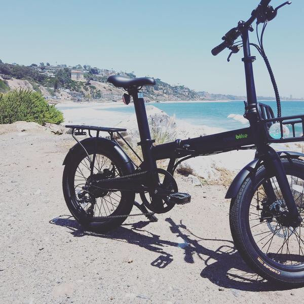 "Dolphin 20"" electric folding bike"