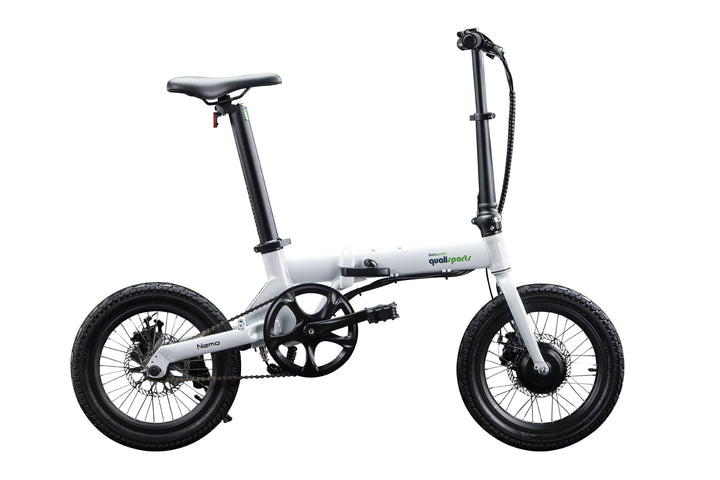 "Nemo 16"" electric folding bike"