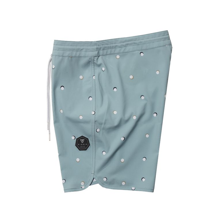 "Sietegon 17.5"" Boardshort (Sea Green)"