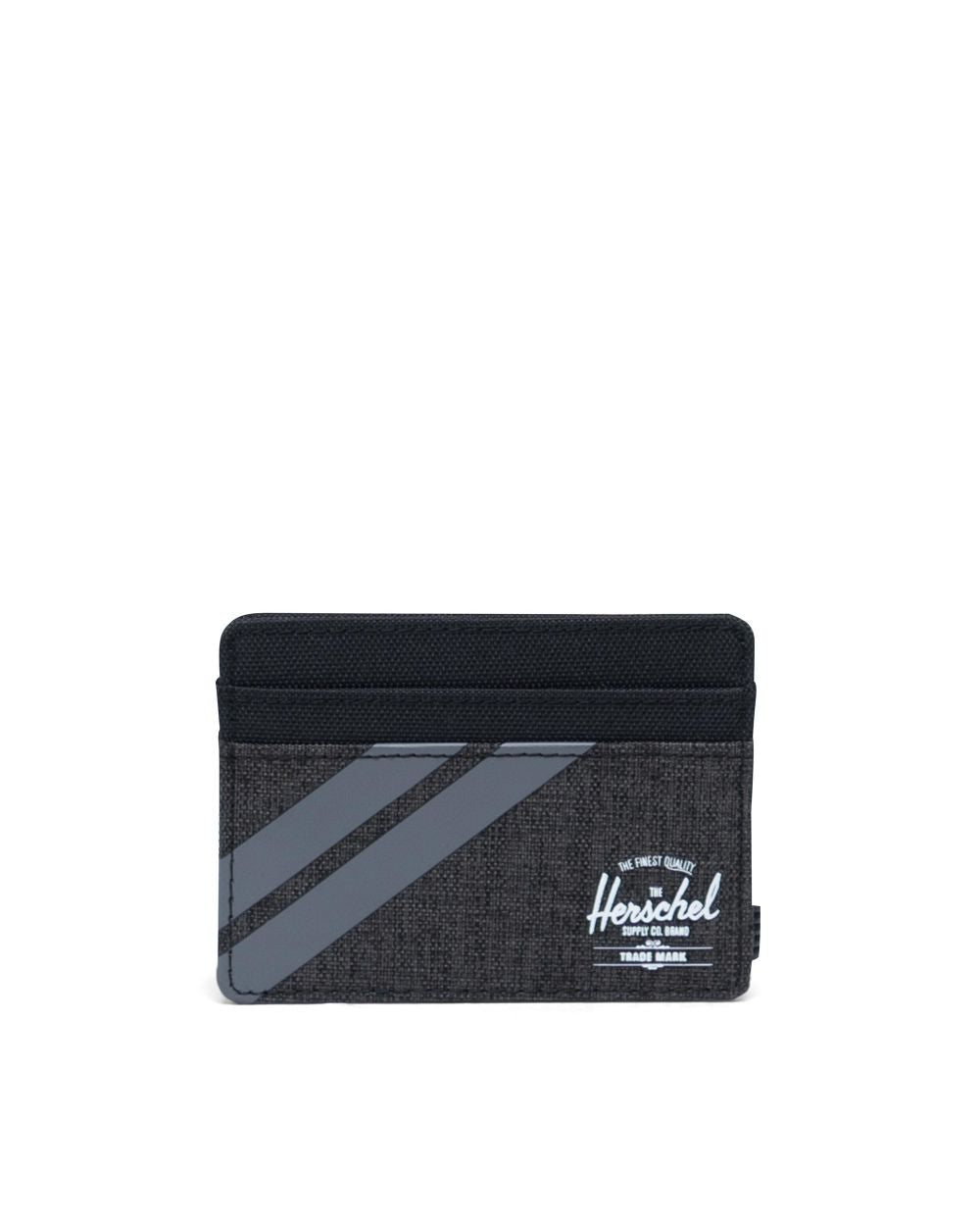 Charlie Wallet (Black Crosshatch/Quiet Shade/Periscope)