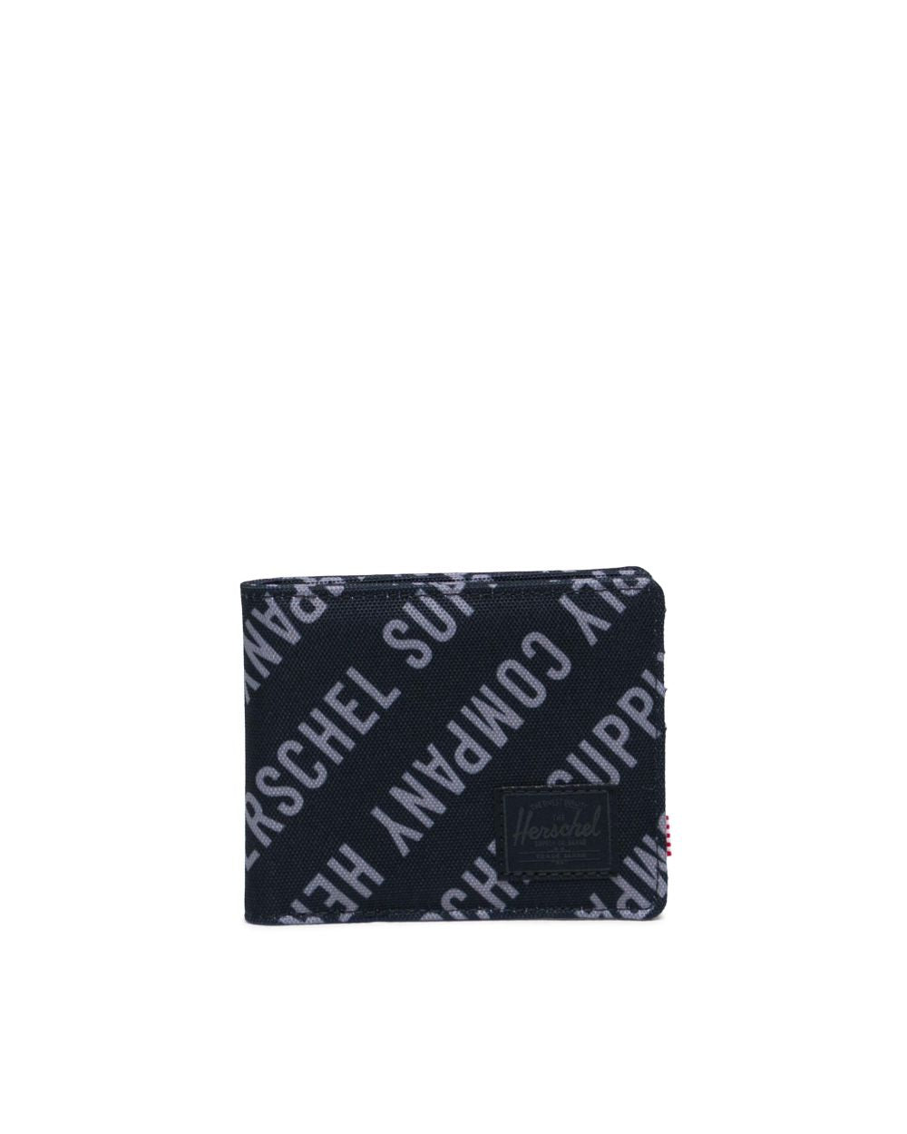 Roy Wallet (Roll Call Black/Sharkskin)