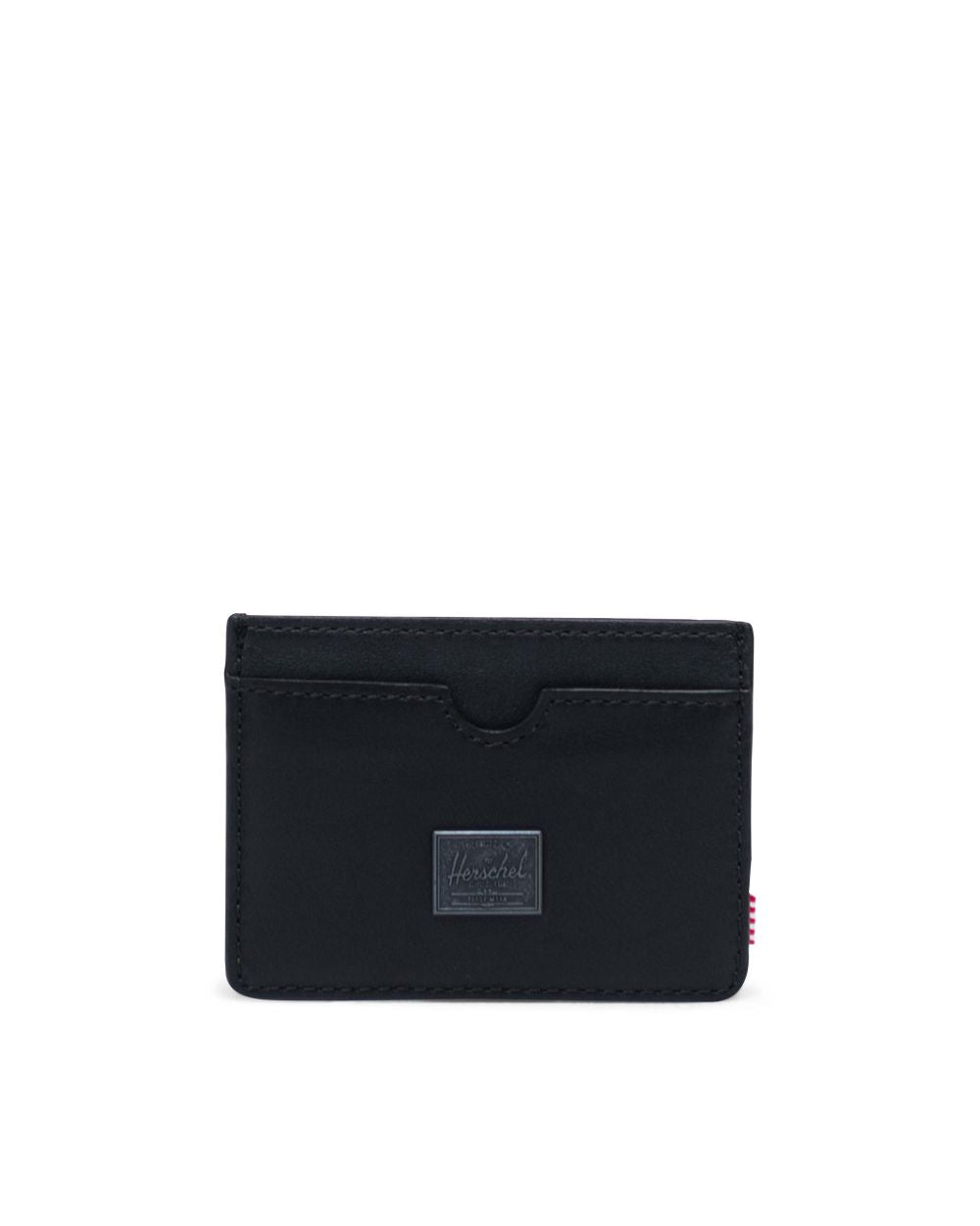 Charlie Leather Wallet (Black)