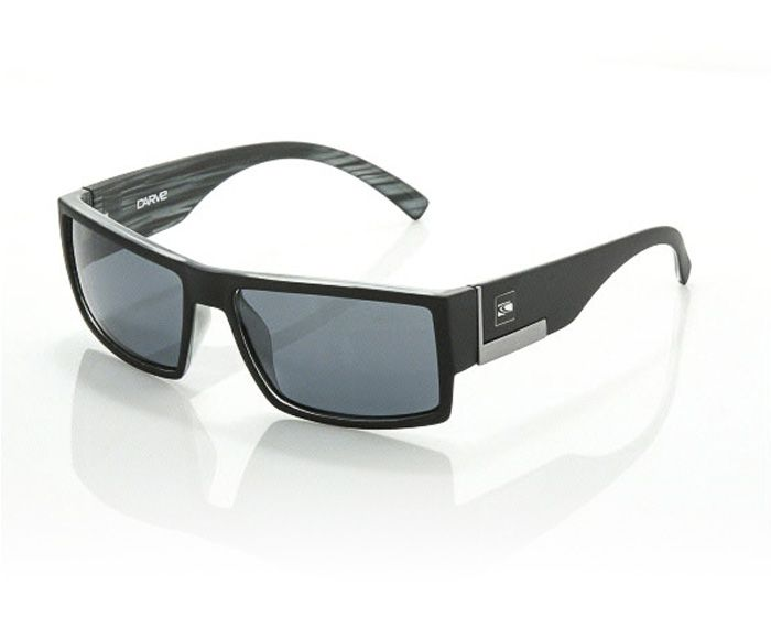 Shady Deal Polarized (Matte Black/Grey)