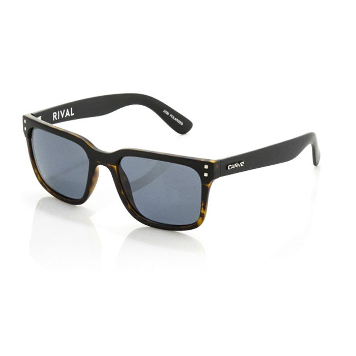 Carve Rival Matte Tort/Black Polarized