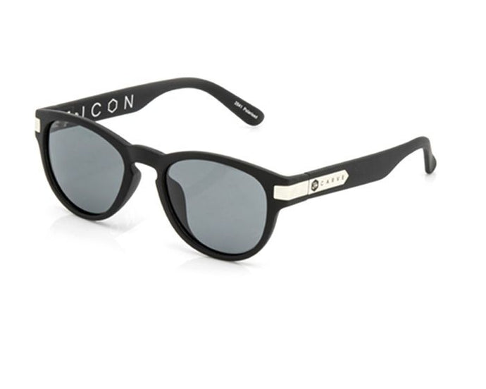 Icon Polarized (Matte Black/Grey)